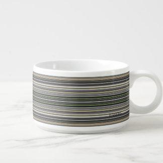 HAMbWG - Chili Bowl - Diamond Bars Stripes