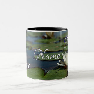 HAMbWG - Coffee Mug - Water Lily