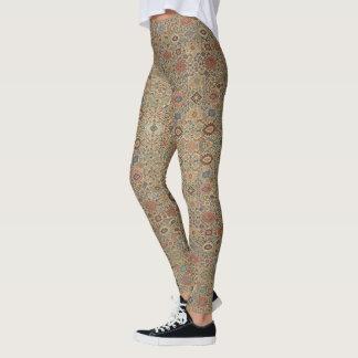 HAMbWG - Compresssion Leggings -  Persian Pale
