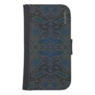 HAMbWG Design  Phone Wallet Case - Snake Design