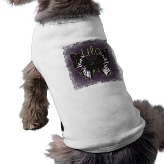HAMbWG - Doggie T - Personalize it! Butterfly Shirt