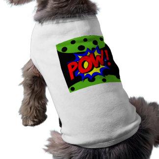 HAMbWG - Doggie T - Personalize it! Comic Book Shirt
