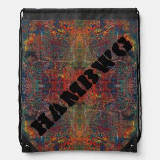 HAMbWG - Drawstring Bag - Muddy Putty