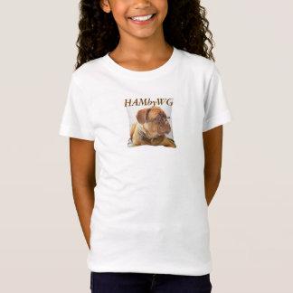 HAMbWG - Fitted T-Shirt - Bulldog