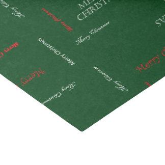 HAMbWG - Gift Tissue - Merry Christmas Tissue Paper
