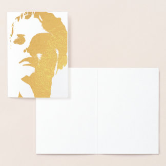HAMbWG - Gold Foil Card - Courage