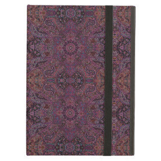 HAMbWG iPad Air 1 & 2 Case - Amethyst Persian
