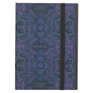 HAMbWG iPad Air 1 & 2 Case - Blue Persian