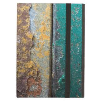 HAMbWG iPad  Case - Distressed Wood
