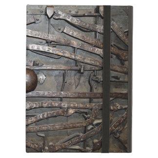 HAMbWG iPad  Case - Metal Image