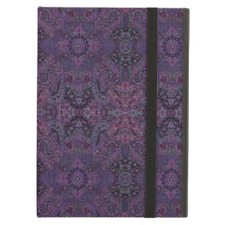 HAMbWG iPad  Case - Purple Persian