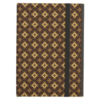 HAMbWG iPad or Air Case - Amber Gold Brown iPad Air Cover