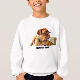 HAMbWG Kids Sweatshirt - Bulldog