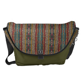 HAMbWG - Large Messenger Bag -  Bohemian