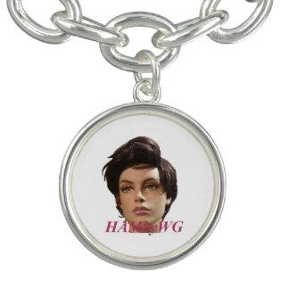 HAMbWG - Look Charm Bracelet-  Mannequin
