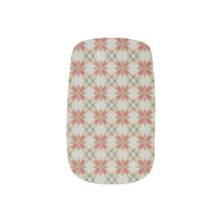 HAMbWG - Minx Nail Design - Modern Girl Minx Nail Art
