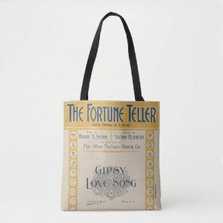 HAMbWG - Novelty Tote Bag - The Fortune Teller