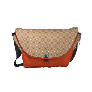 HAMbWG Opal Star Design Messenger Bag