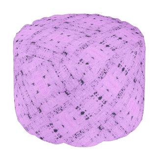 HAMbWG Pouf Chair - Distressed  Lavender