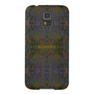 HAMbWG  - Samsung Cell Phone Case - Snake
