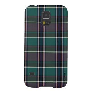 HAMbWG  - Samsung G 5 Case - Teal Plum Plaid