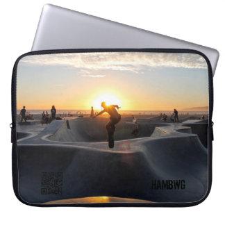 HAMbWG - Skateboarding - Neoprene Laptop Sleeve
