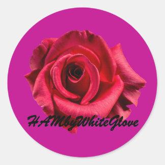 HAMbWG - Stickers - Rose Logo