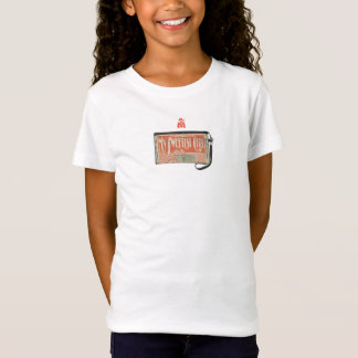 HAMbWG Sweetest Girl Bella Fitted Babydoll T-Shirt