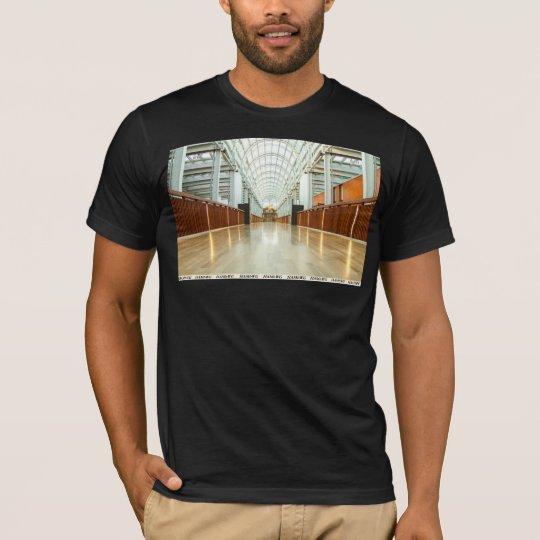HAMbWG - T-Shirt - Architecture A School Lg
