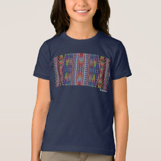 HAMbWG - t-shirt  - Colorful Hipster