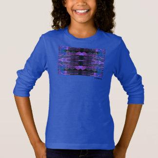 HAMbWG -    T Shirt - Purple Blues