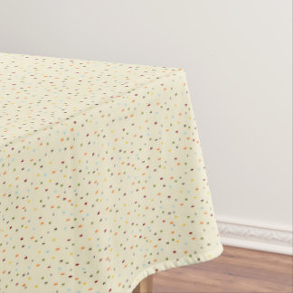 HAMbWG Table Cloth - Speckled Matches Multi-Color Tablecloth