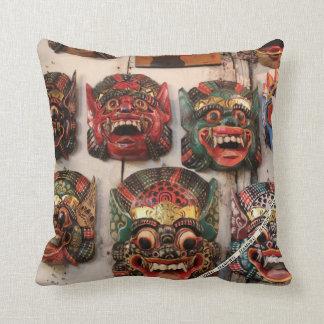 HAMbWG - Throw Pillows - Scary Masks