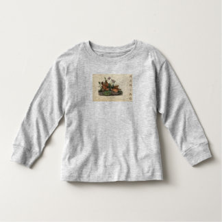 HAMbWG Toddler Turtle Dove - Long Sleeve T-Shirt