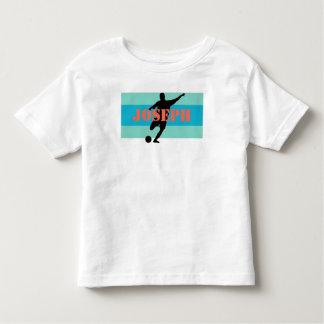 HAMbWG - Toddler's T Shirt - Aqua Bands