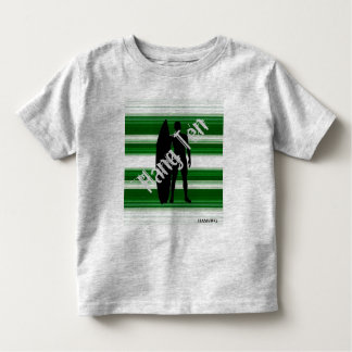 HAMbWG - Toddler's  T Shirt -  Hang Ten