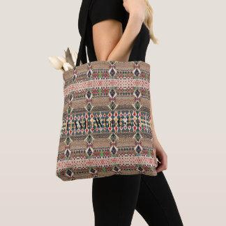 HAMbWG - Tote Bag - Bohemian Multi-Color