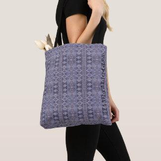 HAMbWG - Tote Bag - Boho faded lilac w/ logo