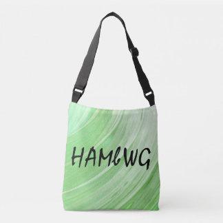 HAMbWG - Tote Bag - Limony Swirl w/ HAMbWG