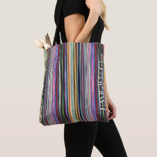 HAMbWG - Tote Bag -  Multi-Colored Gradients