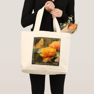 HAMbWG - Tote Bag - Orange