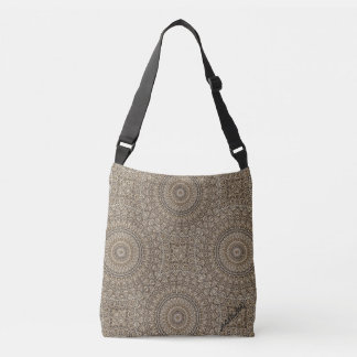 HAMbWG - Tote Bag  - Tan Boho