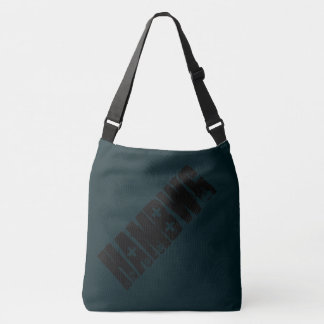 HAMbWG - Tote Bag - Teal - HAMbWG Logo