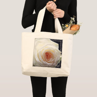 HAMbWG - Tote Bag - White Rose