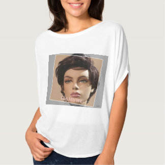 HAMbWG - Womens Casual Slouch T - Mannequin 6 T-Shirt