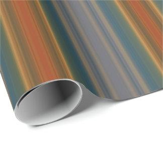 HAMbWG - Wrapping Paper - Warm Sunset