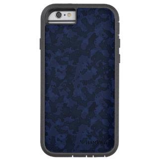 HAMbWG  Xtreme Phone Case - Navy Camouflage