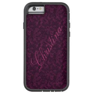 HAMbWG  Xtreme Phone Case - Raspberry Camouflage