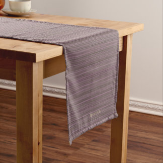 HAMbyWG - 14 X 72 Table Runner - Lavender Gradient