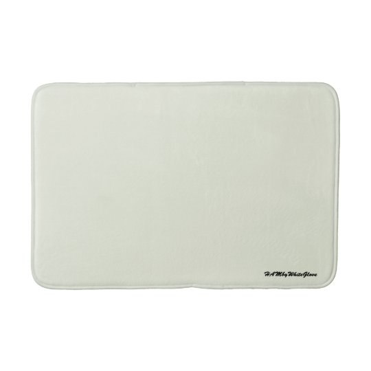 HAMbyWG - 3 sizes Bath Mat - Palest Yellow